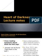 heart of darkness lecture  intro part i  narrative structure 3 layers allusions