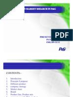 Procter & Gamble Ppt (Pankaj Gupta) Pankajgupta024@Gmail