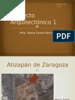 Proyecto Arquitectonico TERMINADO