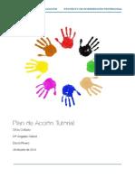 Proyecto de Intervención Profesional. Plan de Acción Tutorial