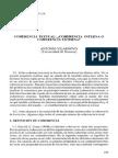 Coherencia Textual ¿Coherencia Interna o