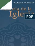 Historia de La Iglesia - Franzen, August