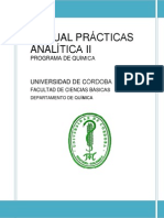 Manual Practicas Analitica II