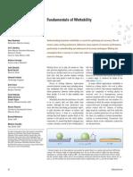 Fundamentals of Wettability