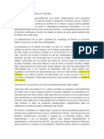Desarrollo de La Geopolítica en Colombi1