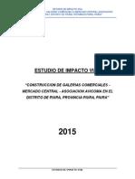 Estudio de Impacto Vial 18 de Noviembre 2015