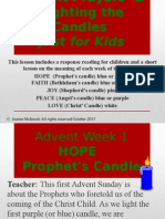 Advent for Kids Prayers and Lessons