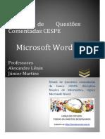 eBook Cespe Word2010