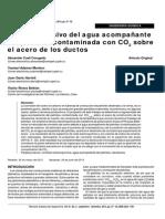 (OK) Corrosion CO2 en Tuberia de Acero Al Carbono