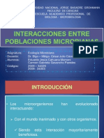Seminario de Ecologia Microbiana
