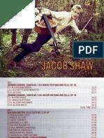 Cello Recital- Shaw, Jacob - Brahms, j.