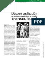 Despersonalización