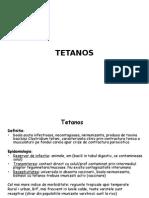 CURSUL 17 - Tetanos, Antrax