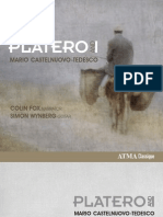 Castelnuovo-tedesco, m.- Platero and i (c. Fox, Wynberg)