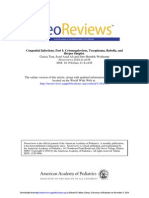 Congenital Infections Part I Cytomegalovirus Toxoplasma Rubella and Herpes Virus 2010 Neoreview