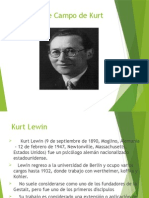 Gestalt Kurt Lewin