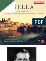 CASELLA, A.- Symphony No. 1