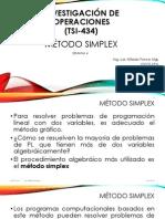 4. Método Simplex