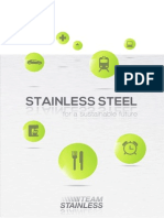 Team Stainless Stainless Steel for a Sustainable Future