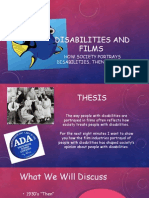 disabilities and films