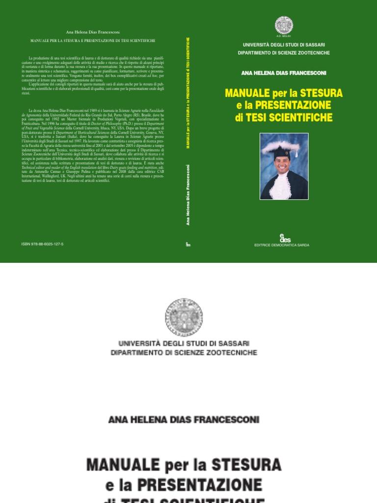 Francesconi A Libro 2009 Manuale