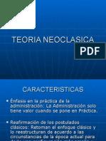 ENFOQUE NEOCLASICO