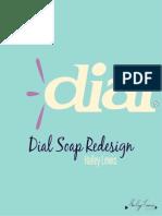 Dial Liquid Soap Redesign