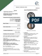 Fgt Al Data Sheet