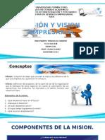 Analisis de Mision y Vision