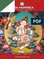 Tara Mandala Program Guide 2013