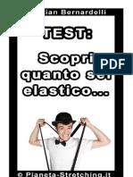 Test di Elasticità Muscolare - by Pianeta-Stretching.it