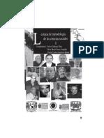 Leccturas Metodologia de Las Ciencias