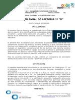 Proyecto Anual de Asesoria 2015-2016