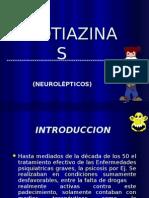fenotiazinas - neuroepilepticos