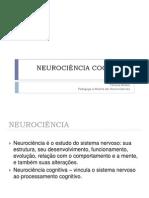 Aula Neurociência Cognitiva