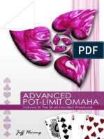 Jeff Hwang Advanced Pot-Limit Omaha III