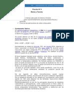 INFORME 9 QUIMICA ORGANICA ETERERES Y FENOLES