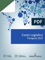 Costo Logístico Paraguay 2013