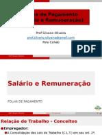 FP03 - Salário e Remuneração