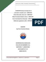 Informe Laboratorio Geotecnia 1