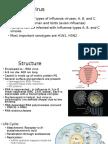 Influenza and Pox Virus