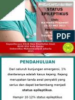 Status Epileptikus PEDIATRI