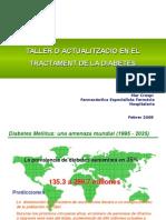 Taller Tratamiento de La Diabetes Mellitus