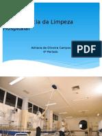 A Importância Da Limpeza Hospitalar