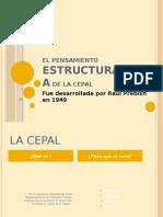 Diapositivas de La Cepal