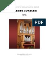 Hymnology Volume 2013