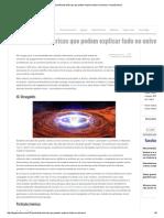 10 Partículas Teóricas Que Podem Explicar Tudo No Universo _ HypeScience
