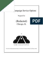 redacted proposal