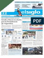 Edicion Iedicion impresa el siglo 22-11-2015.pdfmpresa El Siglo 22-11-2015
