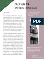 The Mechanism of the Rawashin_case Study Makkah